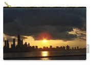 Chicago Silhouette Carry-all Pouch