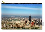 Chicago Skyline - 1990s Carry-all Pouch