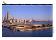 Chicago Skyline, Filtration Plant Carry-all Pouch