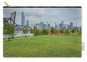 Chicago Skyline From The Southside Carry-all Pouch