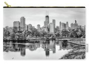 Chicago Skyline - Lincoln Park Carry-all Pouch