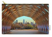 Chicago Skyline - South Pond Pavilion Carry-all Pouch