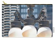 Chicago Street Lamps Carry-all Pouch
