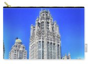 Chicago The Gothic Tribune Tower Carry-all Pouch