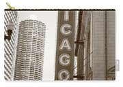 Chicago Theater Carry-all Pouch