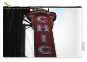 Chicago Theater Sign Carry-all Pouch