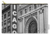 Chicago Theatre Bw Carry-all Pouch