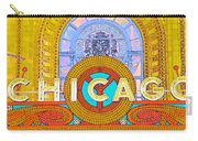 Chicago Theatre Carry-all Pouch