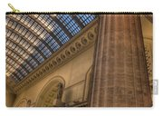 Chicago Union Station Column Carry-all Pouch