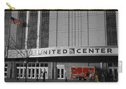 Chicago United Center Signage Sc Carry-all Pouch