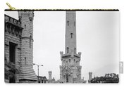 Chicago Water Tower 1933 Carry-all Pouch