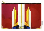 Chicago, World's Fair, Vintage Travel Poster Carry-all Pouch