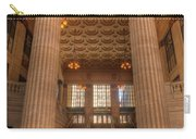 Chicagos Union Station Entry Carry-all Pouch