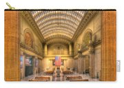 Chicagos Union Station Carry-all Pouch