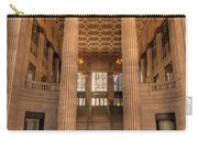 Chicagos Union Station Waiting Hall Carry-all Pouch