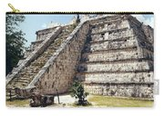 Chichen Itza Mexico 4 Carry-all Pouch