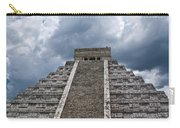 Chichen-itza Pyrmid In Mexico Carry-all Pouch