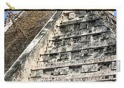 Chichen Itza Up Close Carry-all Pouch