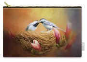 Chickadee Lunch Carry-all Pouch
