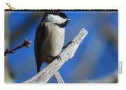 Chickadee Moments Carry-all Pouch
