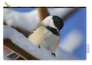 Chickadee... Carry-all Pouch