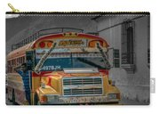 Chicken Bus - Antigua Guatemala Carry-all Pouch