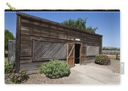 Chicken Coop At Ardenwood Historic Farm Carry-all Pouch