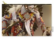 Pow Wow Chicken Dancer 12 Carry-all Pouch