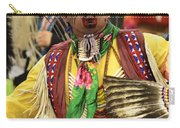 Pow Wow Chicken Dancer Carry-all Pouch