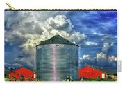 Chicken Feed Other Worldly Sky Art Carry-all Pouch