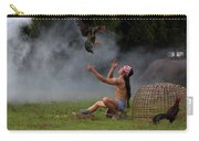 Chicken Myanmar Carry-all Pouch