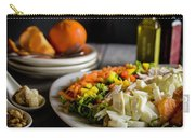 Chicken Salad With An Orange Twist Carry-all Pouch