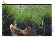 Chicken With Lavender  Carry-all Pouch