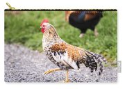 Chickens In Bird In Hand Carry-all Pouch