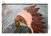 Chief Eagle Cloud Carry-all Pouch