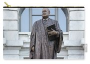 Chief Justice Edward Douglas White Statue- Nola Carry-all Pouch
