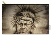Chief Keokuk  Carry-all Pouch