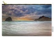 Chief Kiawanda Rock At Cape Kiwanda In Oregon Coast Carry-all Pouch