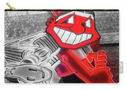 Chief Wahoo Sluggin Carry-all Pouch