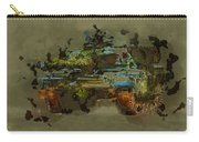Chieftain Tank Abstract Carry-all Pouch