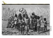 Childern Of The Danakil, Ethiopia Carry-all Pouch