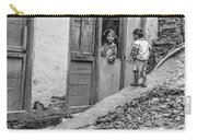 Children At Sankhuwasabha, Nepal Carry-all Pouch
