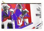 Children Dressed As Founding Fathers 2   Bi-centennial Of The Constitution Tucson Arizona Carry-all Pouch