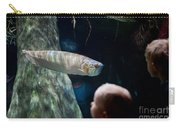 Children Watch Silver Arowana Fish Carry-all Pouch