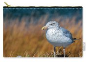 Chilling Seagull Carry-all Pouch