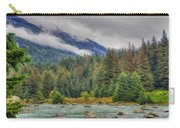Chillkoot River Hdr Paint Carry-all Pouch