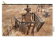 Chimayo Cemetery Carry-all Pouch