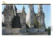 Chimney From Chambord - Loire Carry-all Pouch