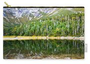 Chimney Pond Reflections 2 Carry-all Pouch