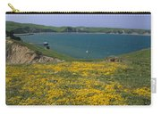 Chimney Rock Trail And Drakes Bay Carry-all Pouch